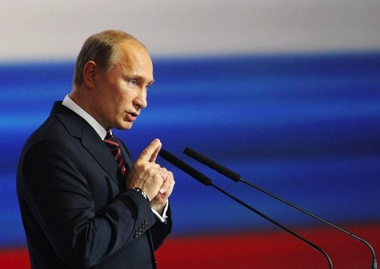 5 фактов о Путине