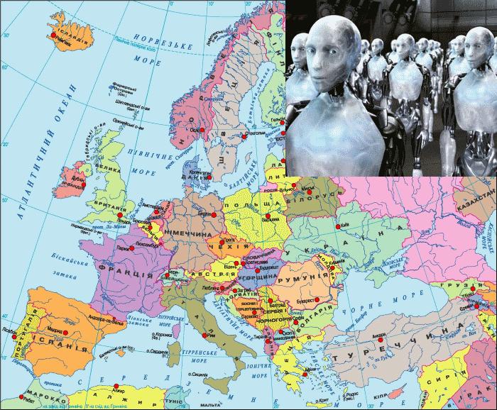 europe-robot