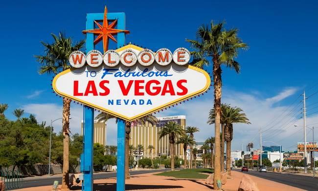 Лас-Вегас – город-казино, азарта и развлечений в Америки