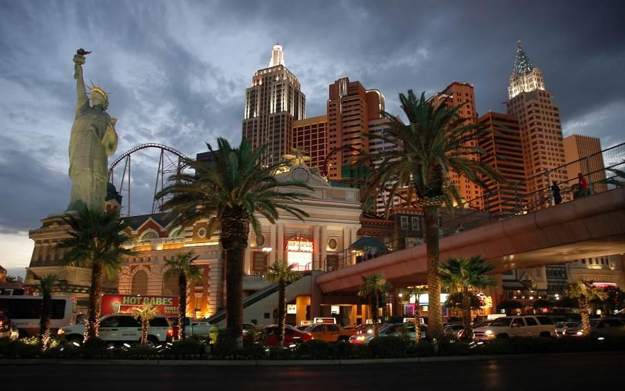 Лас-Вегас – город-казино, азарта и развлечений в Америки #3