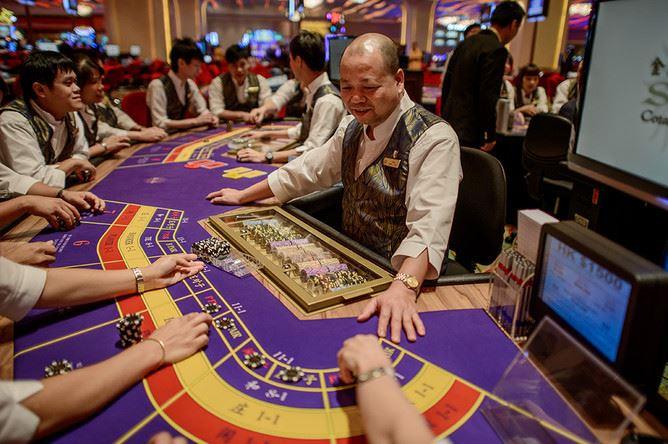 Макао – центр азартных игр, казино, ипподромов и ночных клубов Китая