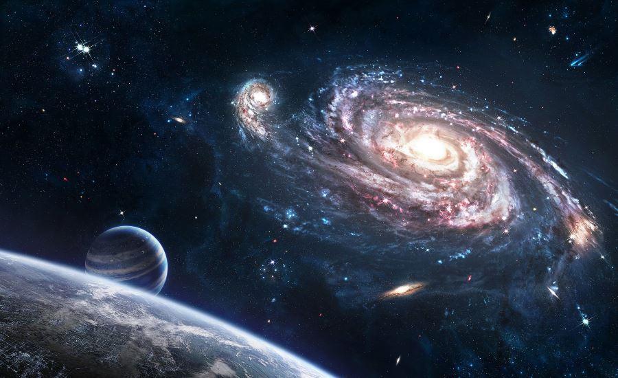 Размышления о космосе