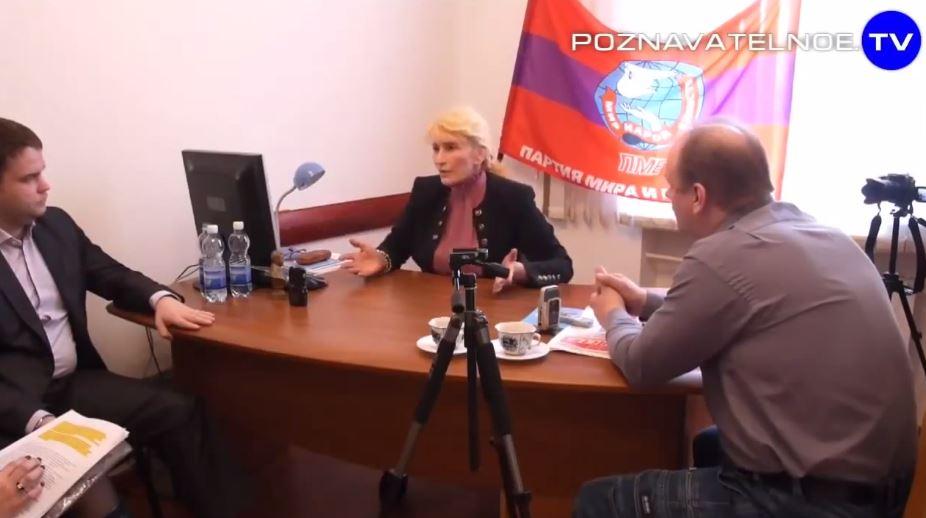 Сажи Умалатова о Жириновском