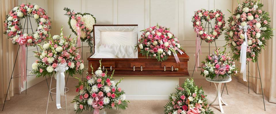 Как выбрать венок на похороны?