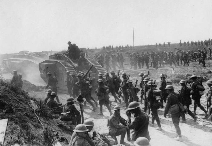 world war i tatics essay